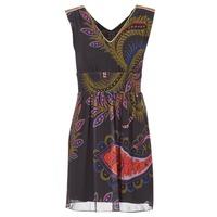 textil Dame Korte kjoler Desigual GERCO Flerfarvet