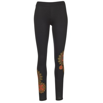 textil Dame Leggings Desigual JULEF Sort