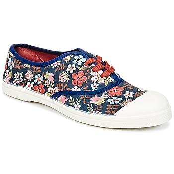 Sko Dame Lave sneakers Bensimon TENNIS LIBERTY Marineblå