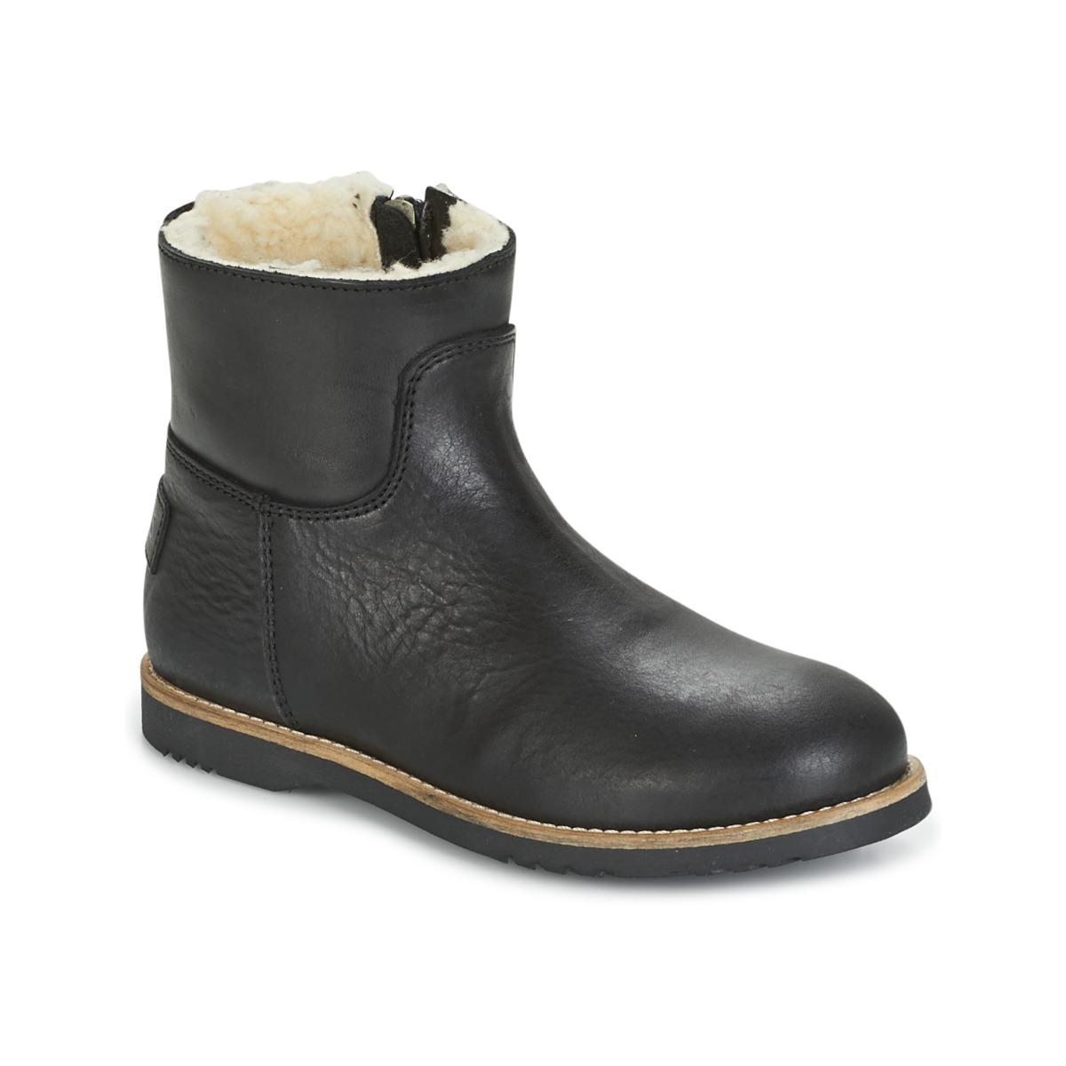 Støvler til børn Shabbies  LOW STITCHDOWN LINED