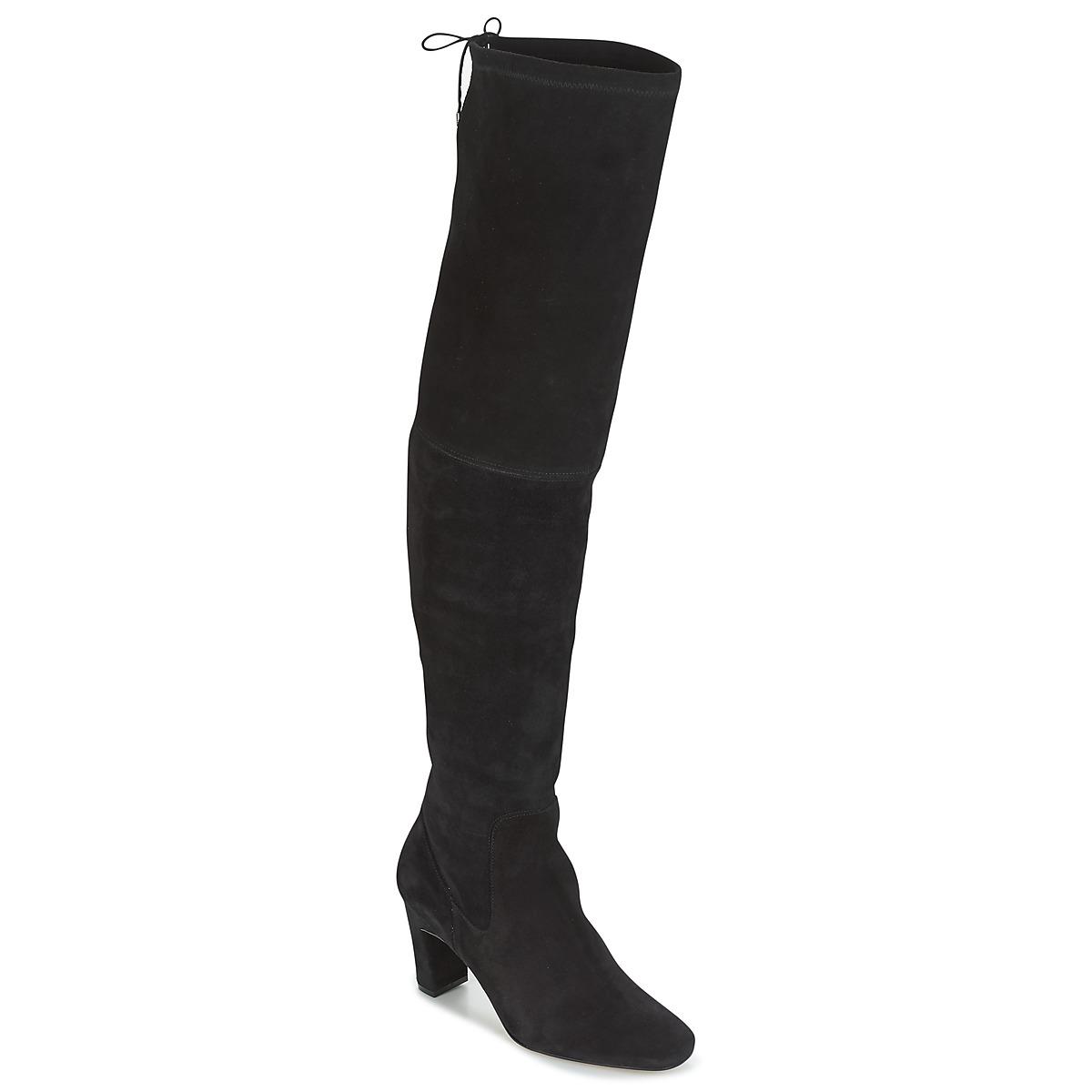 Lårhøje støvler Betty London  HENNA