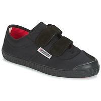 Sko Børn Lave sneakers Kawasaki BASIC V KIDS Sort