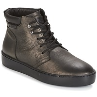 Sko Dame Høje sneakers PLDM by Palladium TRACK DST W Sort / Guld