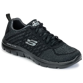 Sko Herre Fitness / Trainer Skechers FLEX ADVANTAGE 2.0 - Sort