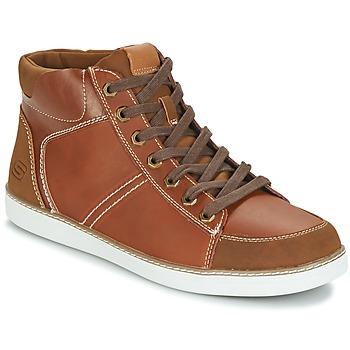 Sko Herre Høje sneakers Skechers MENS USA Kamel