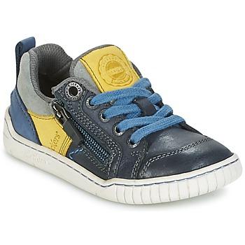 Sko Dreng Lave sneakers Kickers WINCHESTER Grå