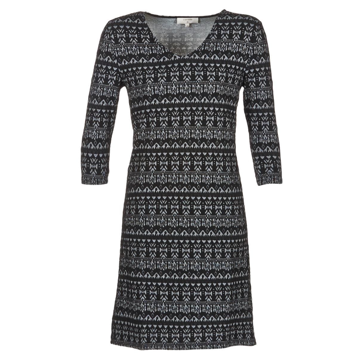 Korte kjoler Cream  MIRA DRESS