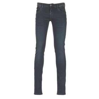 textil Herre Smalle jeans Le Temps des Cerises 711 JOGG Sort