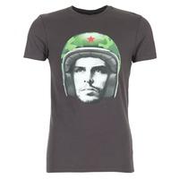 textil Herre T-shirts m. korte ærmer Le Temps des Cerises CUBA Grå