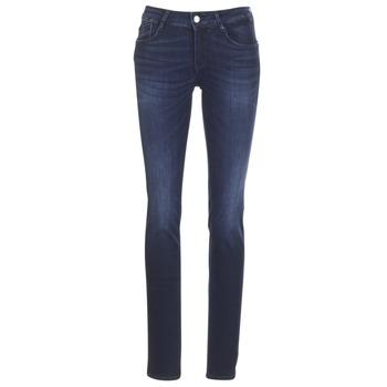 textil Dame Lige jeans Le Temps des Cerises PULP REGULAR Blå / Mørk