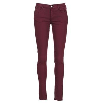 textil Dame Smalle jeans Le Temps des Cerises 316 Sveske