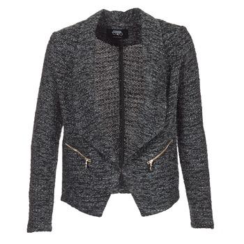 textil Dame Jakker / Blazere Le Temps des Cerises DARLA Grå