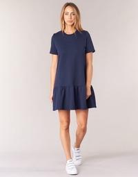 textil Dame Korte kjoler Betty London HOMA Marineblå