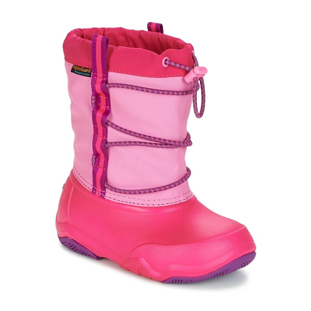 Vinterstøvler Crocs  Swiftwater waterproof boot