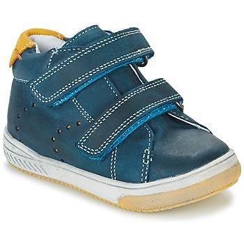 Sko Dreng Høje sneakers Babybotte ANTILLES Blå