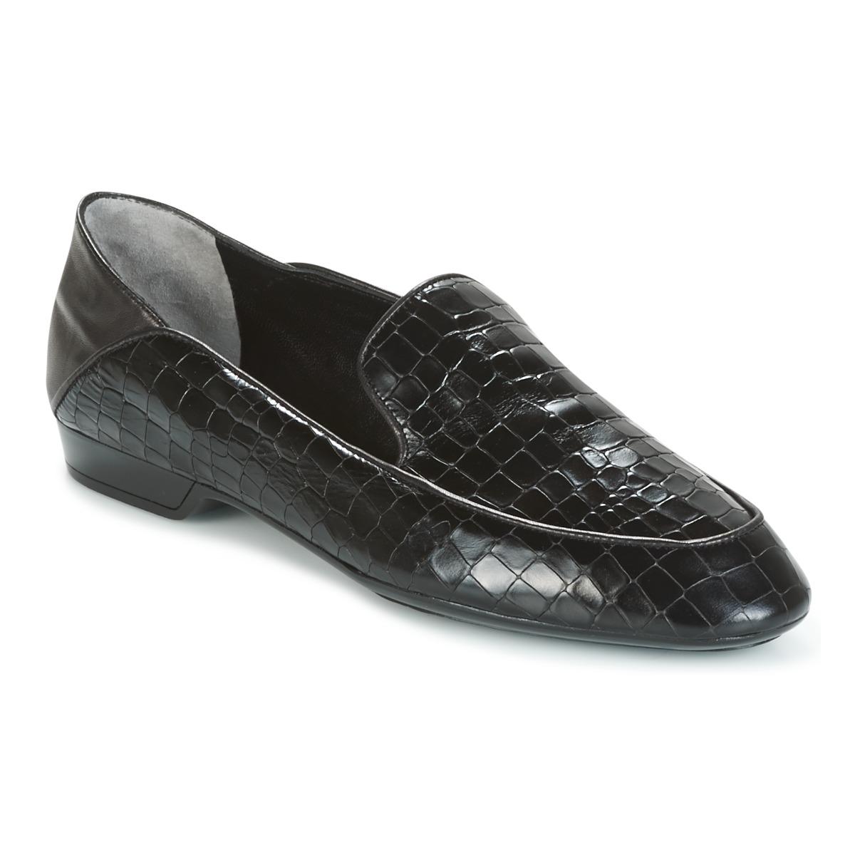 Loafers Robert Clergerie  FANIN-COCCO-AGNEAU-NOIR