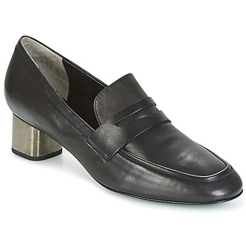 Sko Dame Slip-on Robert Clergerie POVIA-AGNEAU-NOIR Sort