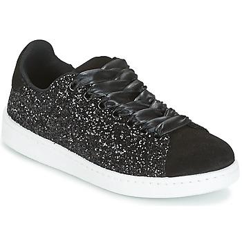 Sko Dame Lave sneakers Yurban HELVINE Sort