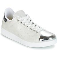 Sko Dame Lave sneakers Yurban HETTANE Grå / Sølv
