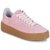 Sko Dame Lave sneakers Yurban HADIL Pink