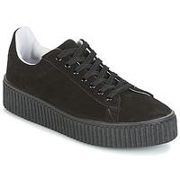 Sko Dame Lave sneakers Yurban HADIL Sort