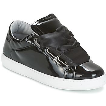 Sko Dame Lave sneakers Yurban HOURIX Sort