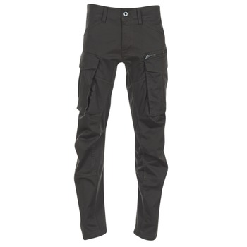 textil Herre Cargo bukser G-Star Raw ROVIC ZIP 3D TAPERED Ravn