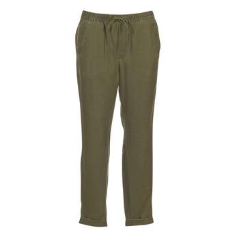 textil Dame Løstsiddende bukser / Haremsbukser G-Star Raw BRONSON SPORT WMN Kaki