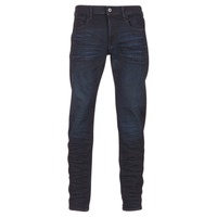 textil Herre Smalle jeans G-Star Raw 3301 DECONSTRUCTED SLIM Blå