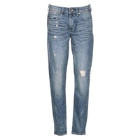 textil Dame Jeans - boyfriend G-Star Raw MIDGE SADDLE BOYFRIEND WMN Blå