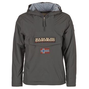textil Herre Parkaer Napapijri RAINFOREST Grå