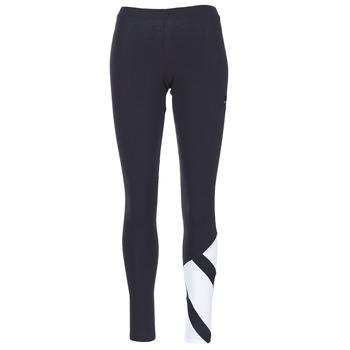 textil Dame Leggings adidas Originals EQT LEGGINGS Sort / Hvid