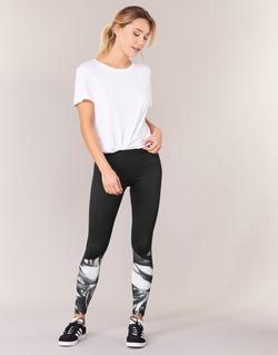 textil Dame Leggings adidas Performance TF TIG LT PR1 Sort