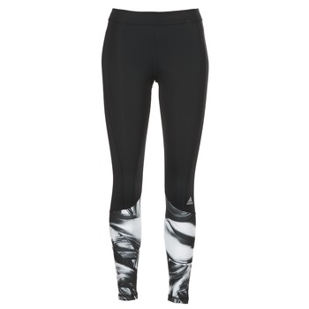textil Dame Leggings adidas Performance TF TIG LT PR1 Sort