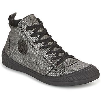 Sko Dame Høje sneakers Pataugas ROCKER Sølv