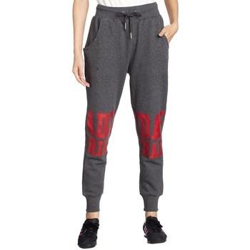 textil Dame Træningsbukser adidas Originals Loose Track Q4 Grafit