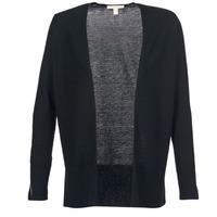 textil Dame Veste / Cardigans Esprit IRDU Sort