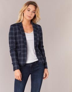 textil Dame Jakker / Blazere Esprit GEMIL Marineblå