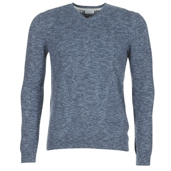 textil Herre Pullovere Esprit GARCHE Marineblå