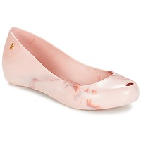 Sko Dame Ballerinaer Melissa ULTRAGIRL XII Pink