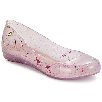 Sko Dame Ballerinaer Melissa ULTRAGIRL XII Pink / GLITTER