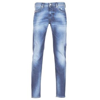 textil Herre Smalle jeans Diesel THOMMER Blå / 84GQ
