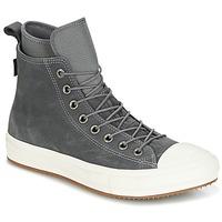 Sko Herre Høje sneakers Converse CHUCK TAYLOR WP BOOT NUBUCK HI MASON/EGRET/GUM Harmaa