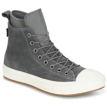 Sko Herre Høje sneakers Converse CHUCK TAYLOR WP BOOT NUBUCK HI MASON/EGRET/GUM Grå