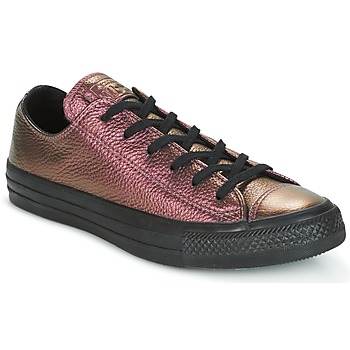 Sko Dame Lave sneakers Converse CHUCK TAYLOR ALL STAR Ruskea / Vaaleanpunainen