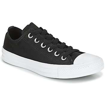 Sko Dame Lave sneakers Converse CHUCK TAYLOR ALL STAR Mørksort