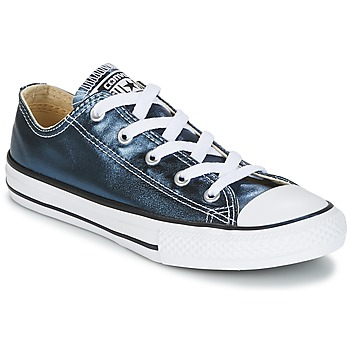 Sko Pige Lave sneakers Converse CHUCK TAYLOR ALL STAR Sininen