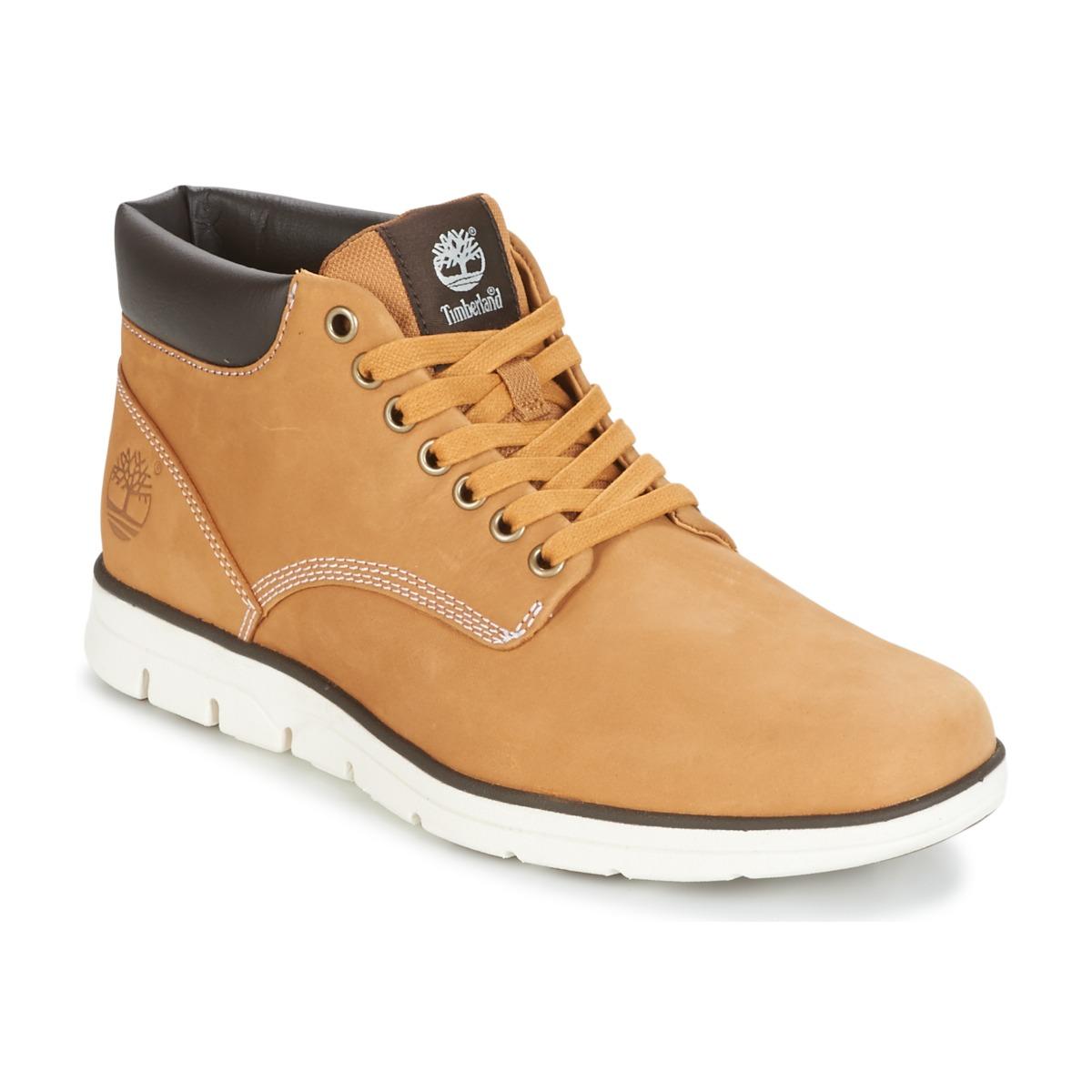Sneakers Timberland  BRADSTREET CHUKKA LEATHER