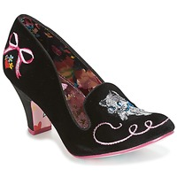 Sko Dame Pumps Irregular Choice FUZZY PEG Sort