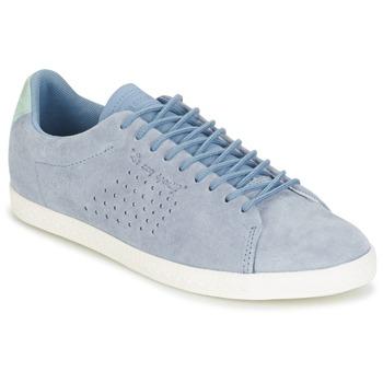 Sko Dame Lave sneakers Le Coq Sportif CHARLINE NUBUCK Blå
